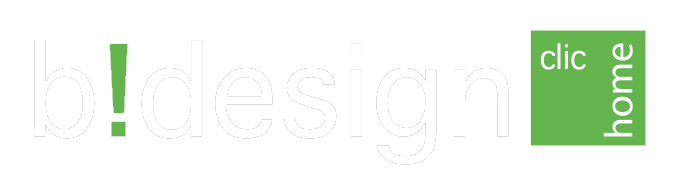 bdesign clic home logo